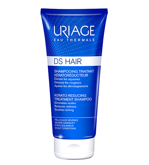 Uriage Ds Hair Shampoo Queratoregulador 150ml