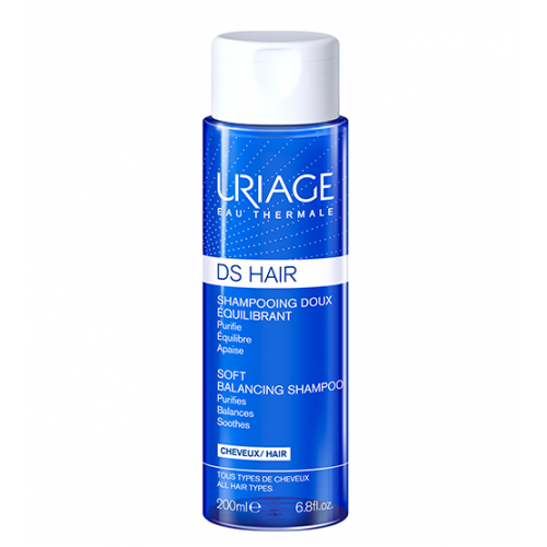 Uriage Ds Hair Shampoo Suave Equilíbrio 200ml