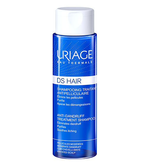 Uriage Ds Hair Shampoo Tratamento Anticaspa 200ml
