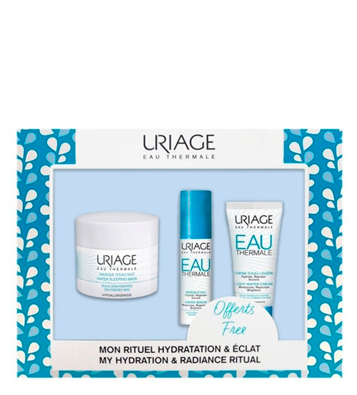 Uriage My Hydration & Radiance Ritual