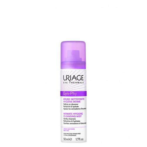 Uriage Gyn-Phy Bruma de Limpeza Higiene Íntima 50ml