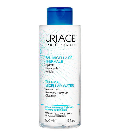 Uriage Água Termal Micelar Pele Normal a Seca 500ml