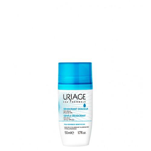 Uriage Desodorizante Roll-On Suave 50ml