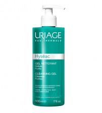 Uriage Hyséac Gel de Limpeza 500ml