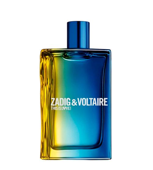 Zadig & Voltaire This Is Love Him Eau de Toilette 100ml