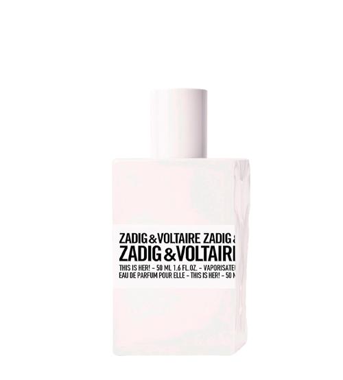 Zadig & Voltaire This Is Her Eau de Parfum 50ml