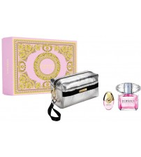 Versace Bright Crystal Coffret Eau de Toilette 90ml