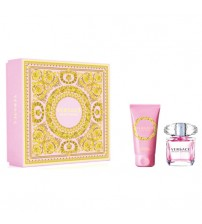 Versace Bright Crystal Coffret Eau de Toilette 30ml