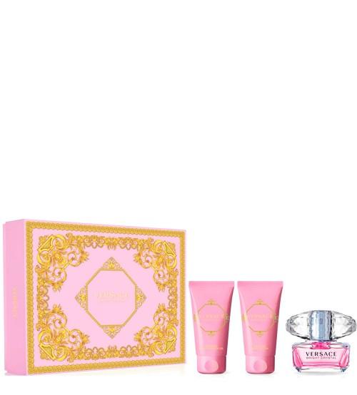 Versace Bright Crystal Coffret Eau de Toilette 50ml