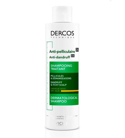 Vichy Dercos Shampoo Anticaspa Cabelos Secos 200ml