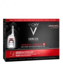 Vichy Dercos Aminexil Clinical 5 - 12 Ampolas - Homem