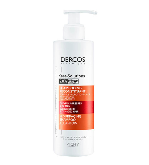 Vichy Dercos Kera-Solutions Shampoo Reconstituinte 250ml