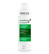 Vichy Dercos Shampoo Anticaspa Cabelos Normais a Oleosos 200ml