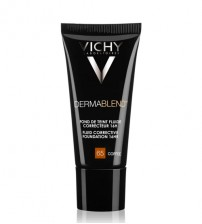 Vichy Dermablend Base Corretora Fluida 65 Coffee 30ml