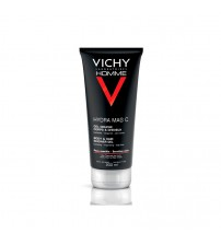 Vichy Homme Hydra Mag C Gel de Banho Corpo e Cabelo 200ml