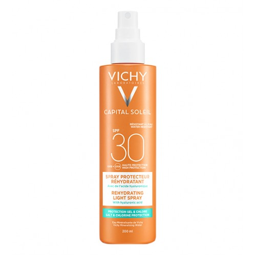 Vichy Capital Soleil Spray Antidesidratação SPF30 200ml