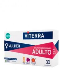 Viterra Mulher 30 Comprimidos