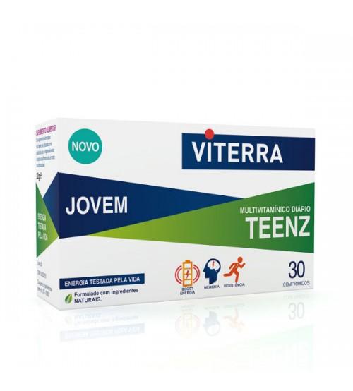 Viterra Teenz 30 Comprimidos