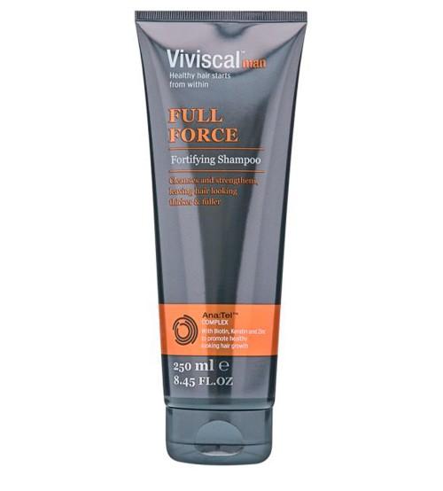 Viviscal Homem Shampoo Fortificante 250ml