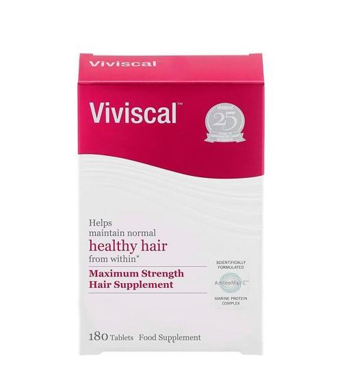 Viviscal Mulher Maximum Strength 180 Comprimidos