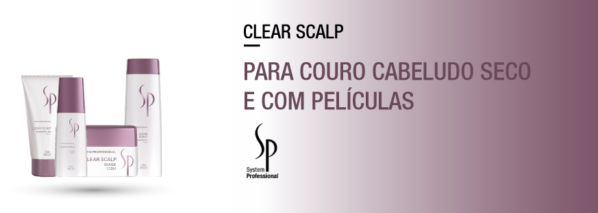 Clear Scalp