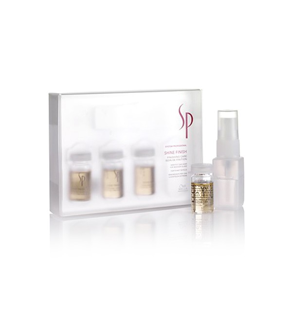 Wella Sp Shine Define Finishing Care 4x8ml