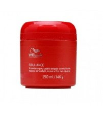 Wella Brilliance Tratamento Fino/Normal 150mL
