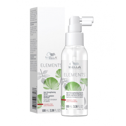 Wella Elements Hair Strengthening Sérum 100ml