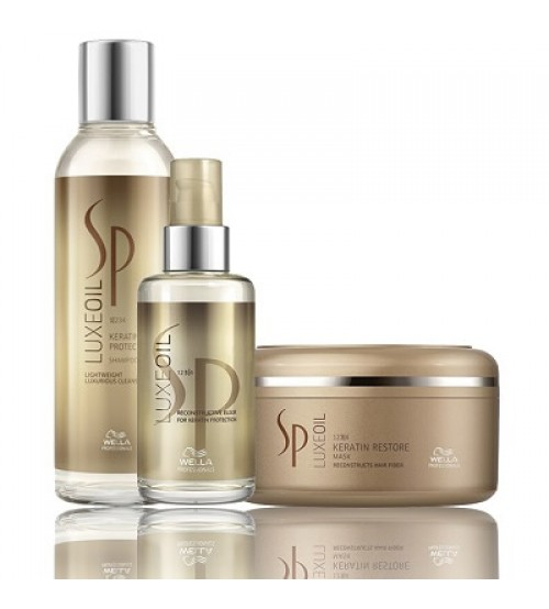 Wella SP Luxe Oil Trio