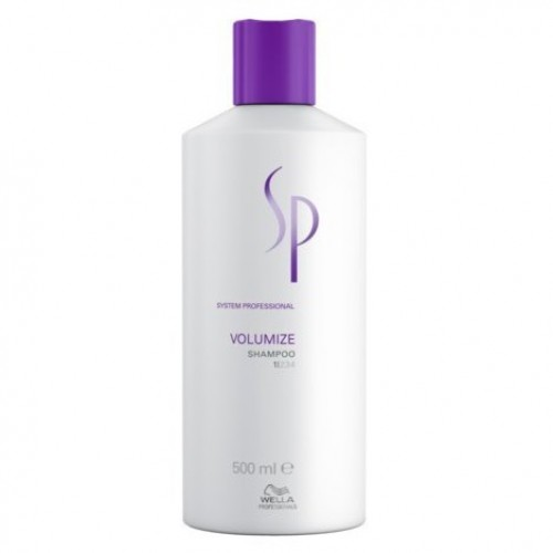 Wella SP Volumize Shampoo 500ml