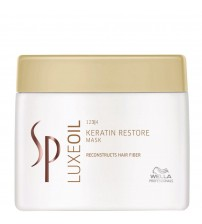 Wella sp Luxeoil Keratin Protect Mask 400mL