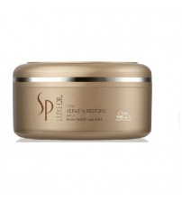 Wella sp Luxeoil Keratin Protect Mask 150mL