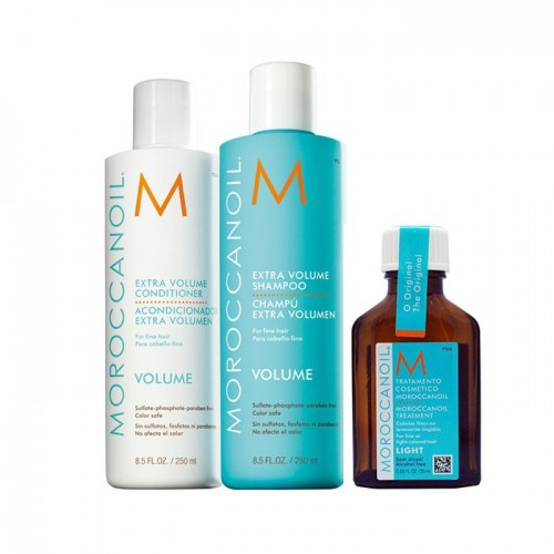 Moroccanoil Volume Kit