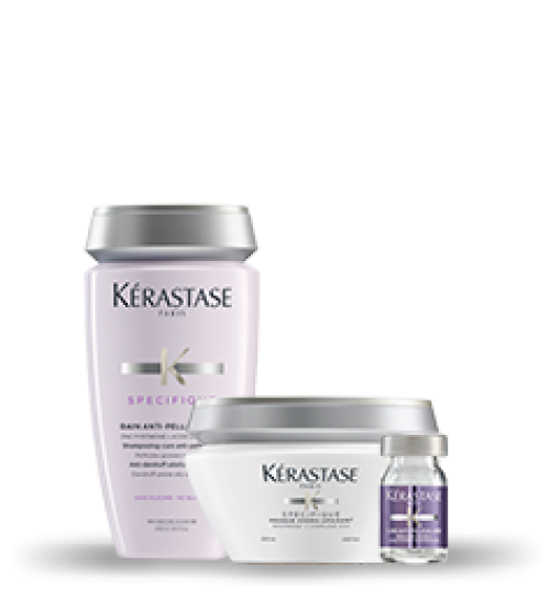 kerastase coffret specifique anti caspa. Black Bedroom Furniture Sets. Home Design Ideas
