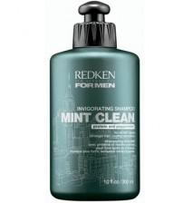 Redken Mint Clean Shampoo Revigorante 300mL